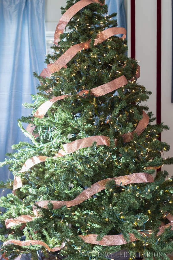 Christmas Tree Reveal || Romantic + Eclectic + Chic = Jeweled Interiors