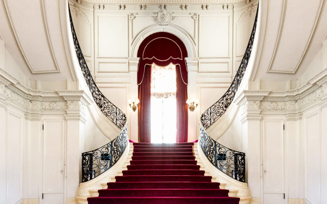 Design Inspiration: Newport Mansion Tour | Rosecliff