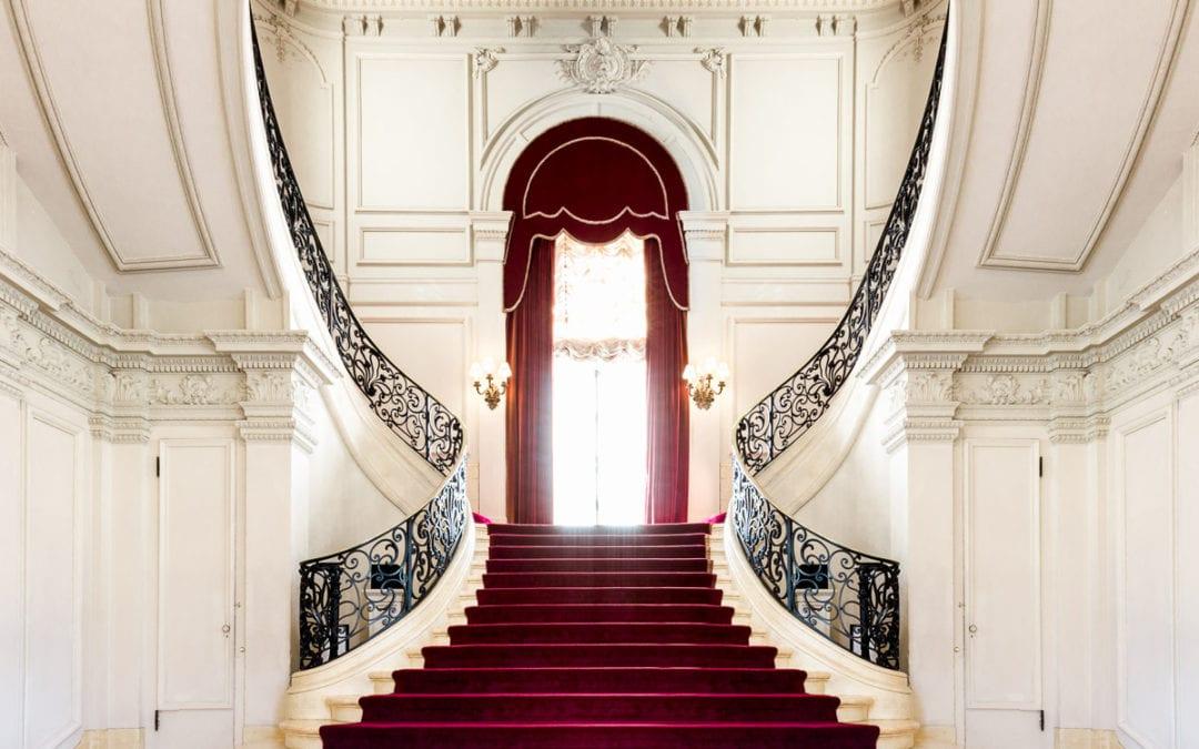 Design Inspiration: Newport Mansion Tour | Rosecliff