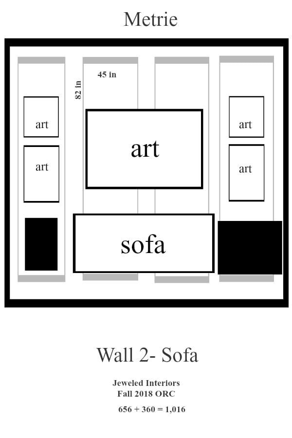 Wall 2- Sofa