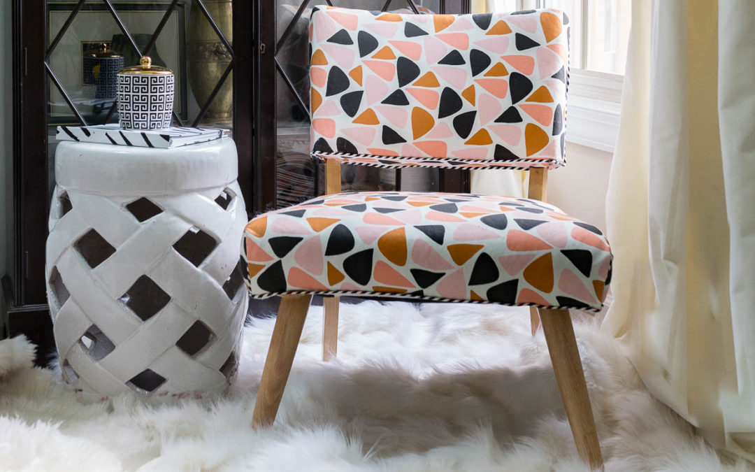 A Beginner's Guide to Chair Upholstery | Week 2 NYNR Challenge Updates