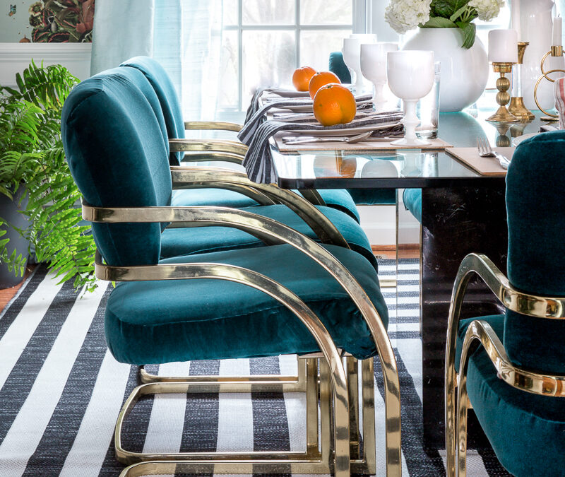 2019 Spring Home Tour | It's a Colorful Life Blog Hop- Spring Edition