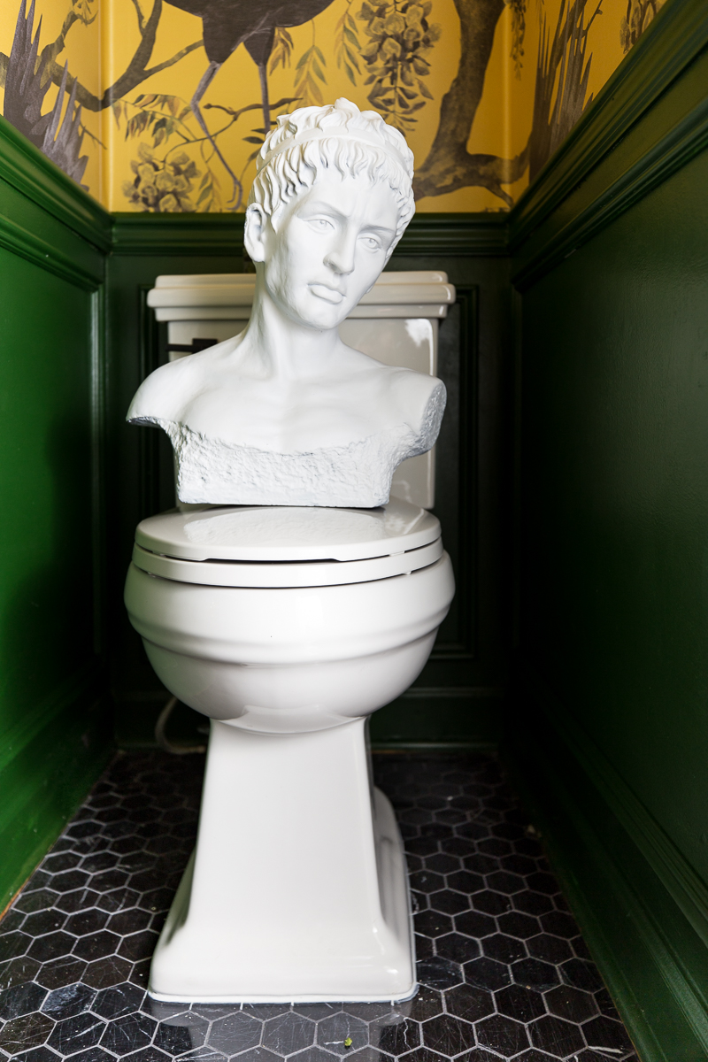 miseno toilet lever, black toilet lever