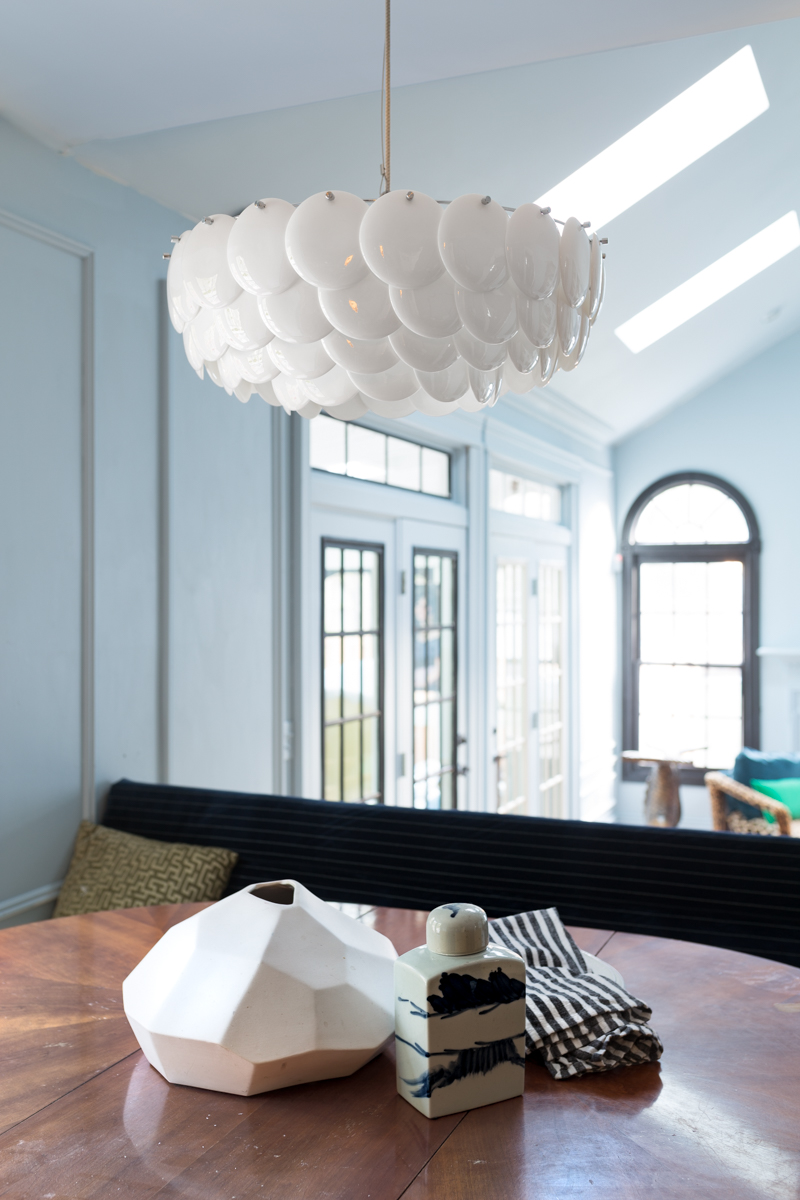 Pembridge chandelier, bone china chandelier, original etc lighting company, original's BTC