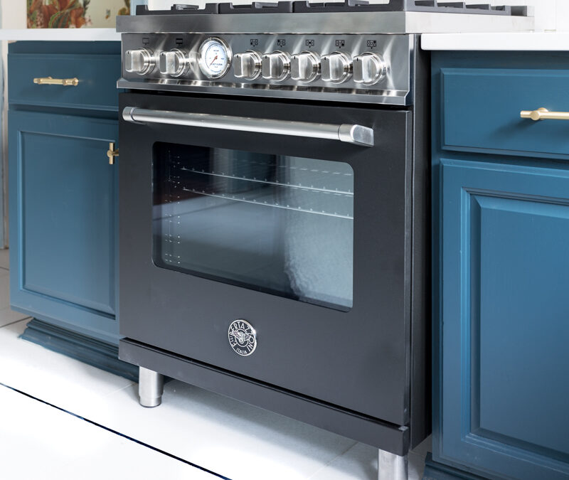 Five Facts about my New Bertazzoni Master Series Range