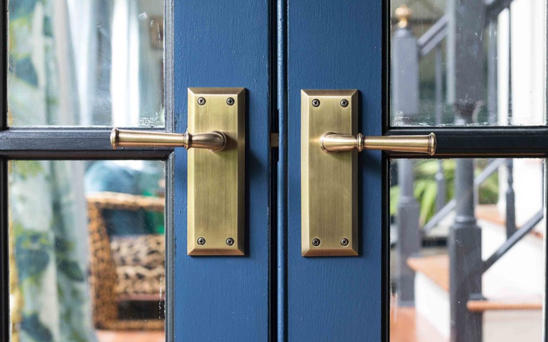 How to Pick French Door Handles