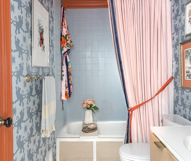 Vintage Bathroom Refresh| Spring 2020 ORC Reveal