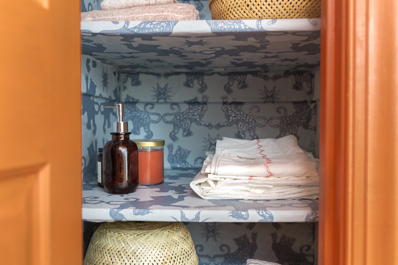 Chinoiserie Wallpaper | A Bathroom Sneak Peek