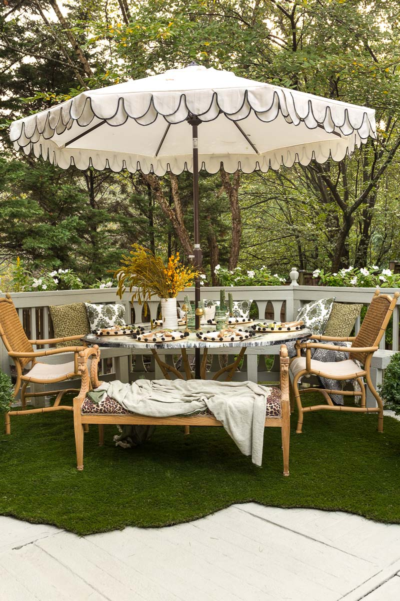 20220 Fall home tour, deck ideas, Jewel Marlowe, Jeweledinteriors,