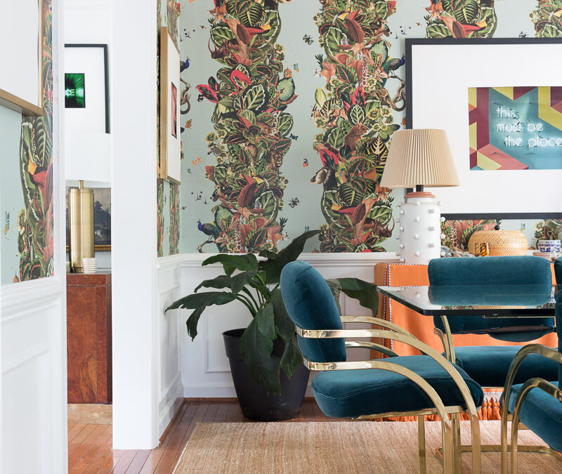 2020 Fall Home Tour | New Revival Rugs