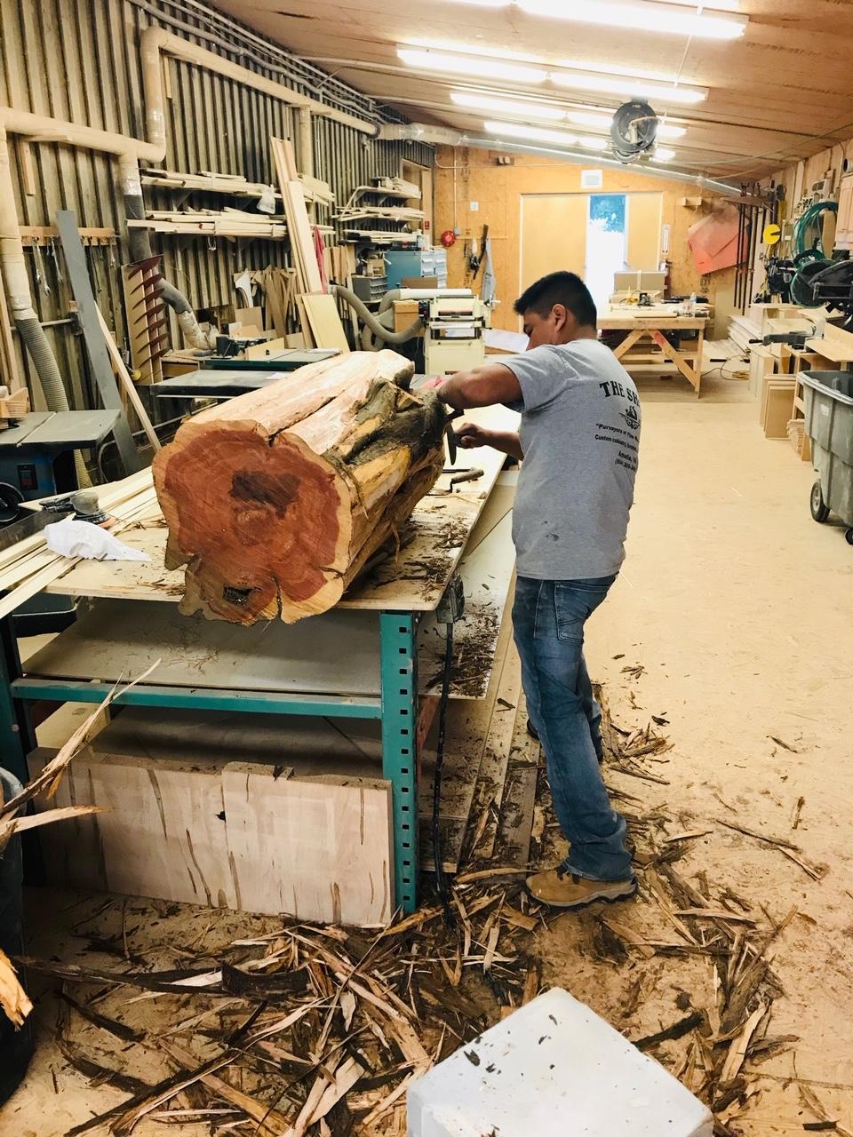 hardwood flooring, fall, 2020, dining room, One Room Challenge, One Room Challenge, engineered hardwoods, Lifecore, engineered hardwood floors