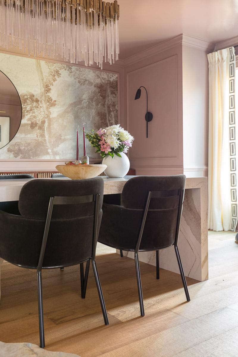 Cambria, Brittannica Gold, countertop, custom table