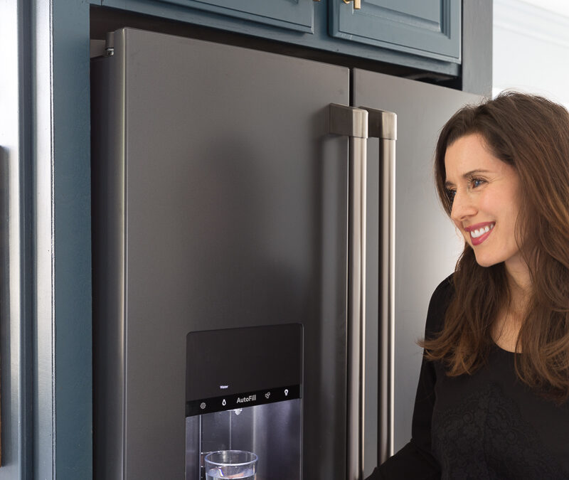 Cafe Matte Black Refrigerator Update- YAY!