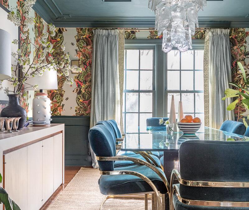 Maximalist Decor- Maximalist Dining Room Refresh