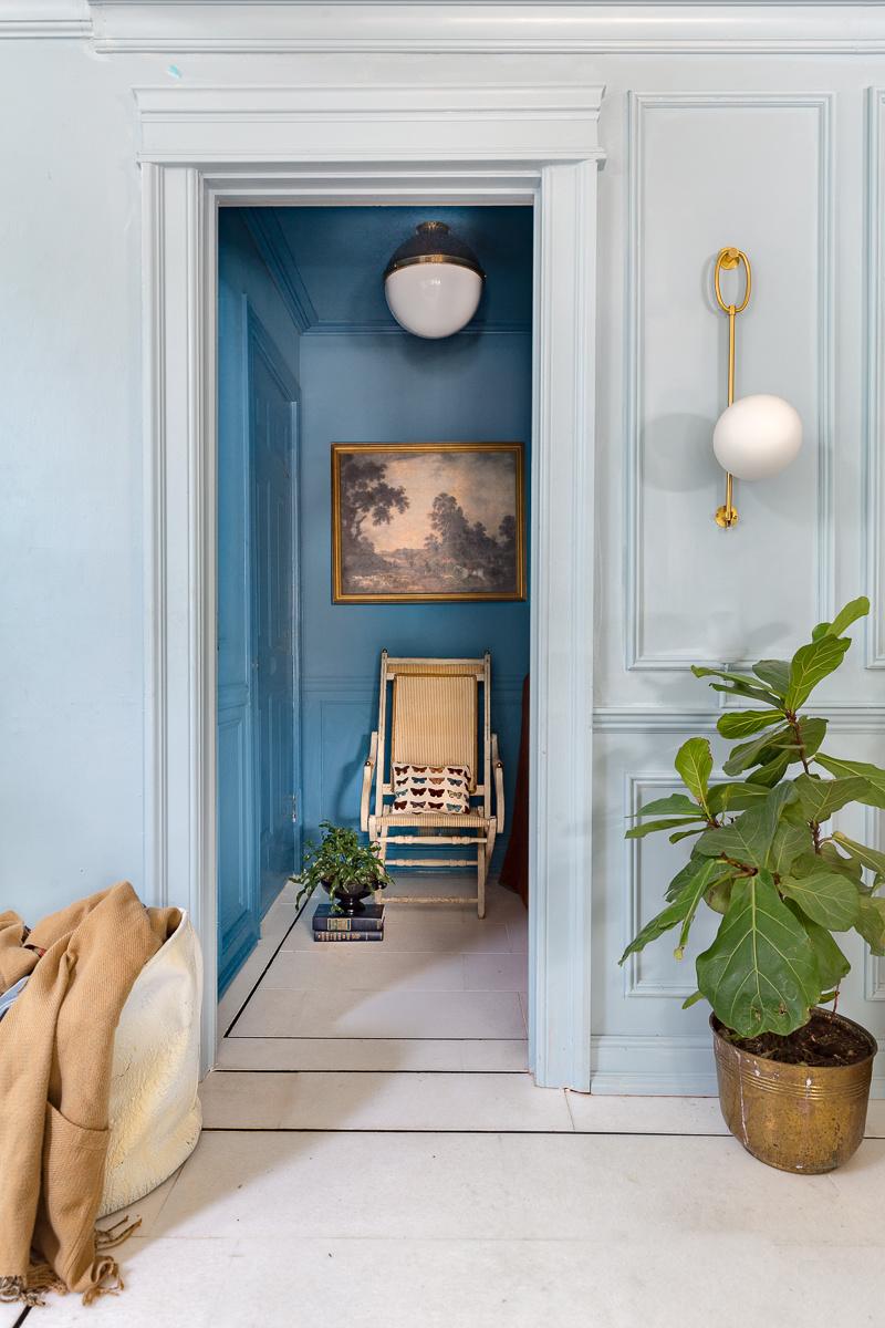teal, turquoise, Incredible laundry room lighting, Latham, Hudson Valley Lighting, flush mount, black and brass, semi flush mount