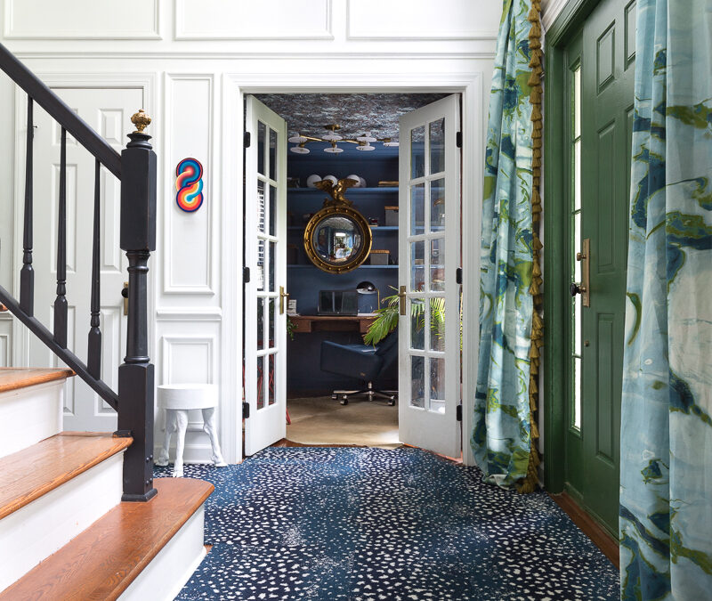 Interior Designer Tips: How to Create Flow + Cohesion
